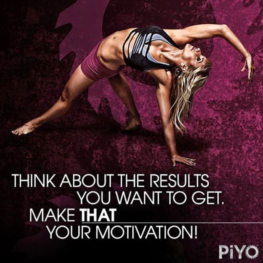 Piyo, Get results fast, Piyo transformation