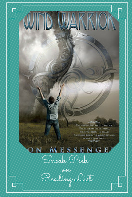 Wind Warrior by Jon Messenger  A Sneak Peek on Reading List