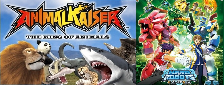 ANIMAL KAISER AND OTHER CARD GAMES