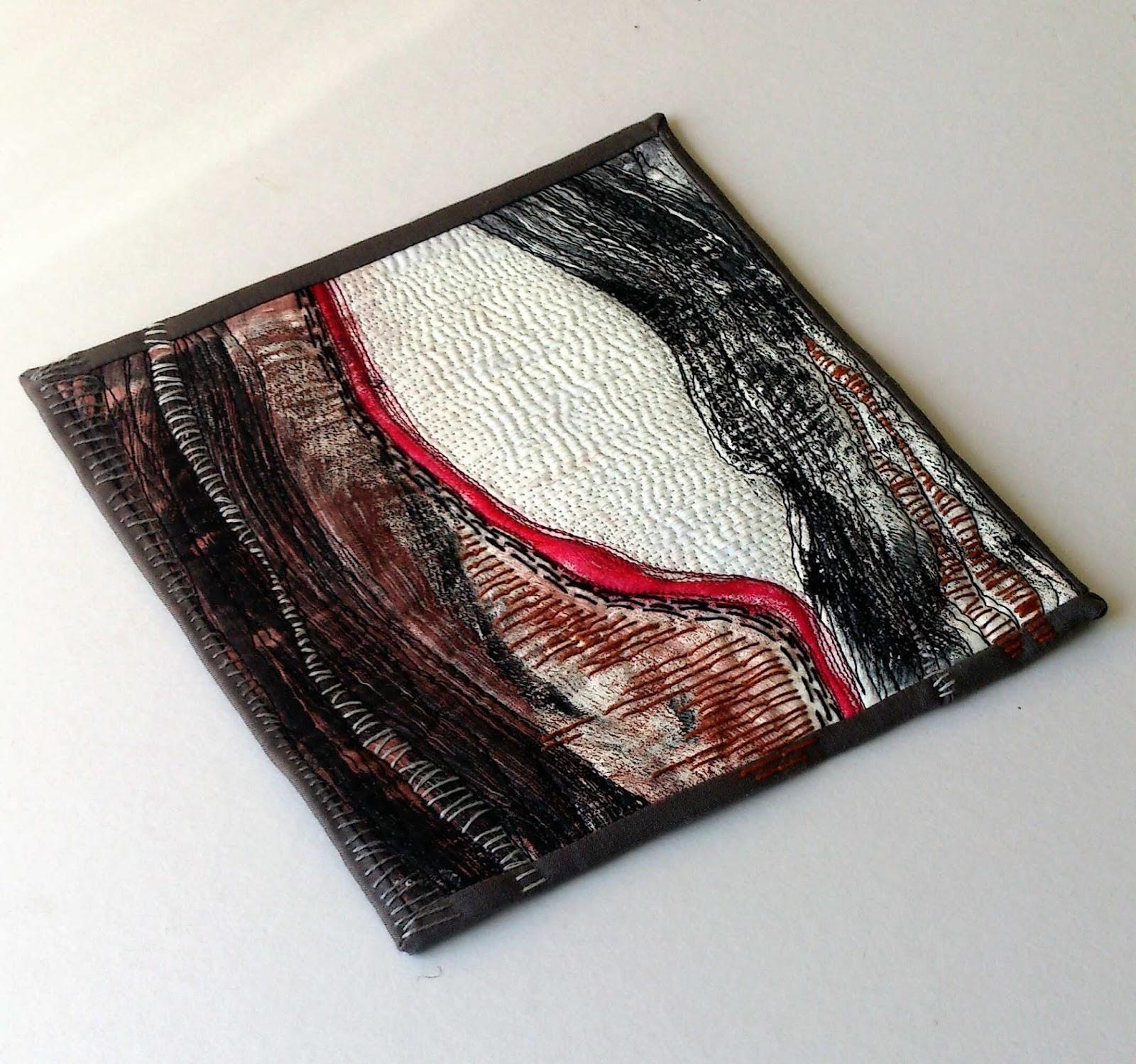 Journal Quilt