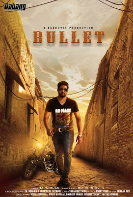 Bullet by Harsimran Song Video Full HD