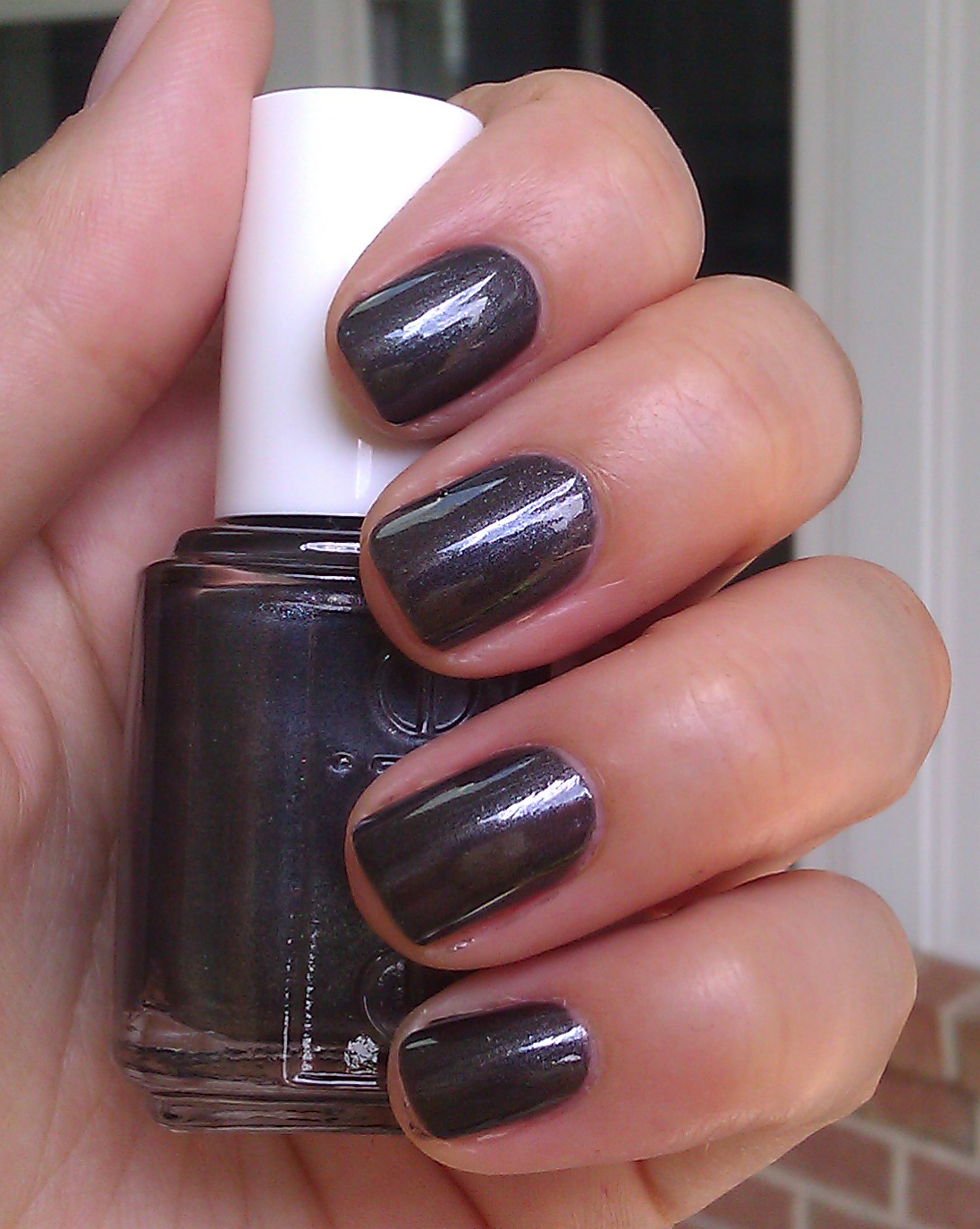 Polish or Perish: Late Start - Essie Over the Top