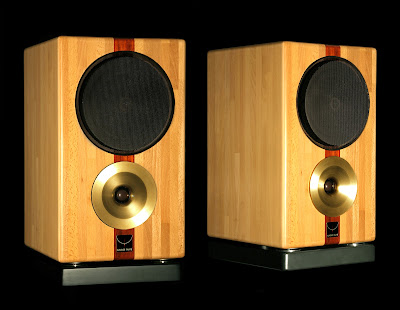 Klinger Favre D56 speaker wooden monitoring hometheater