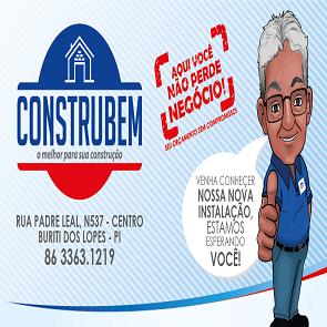A SUA LOJA DE CONSTRUÇÃO - CONSTRUBEM