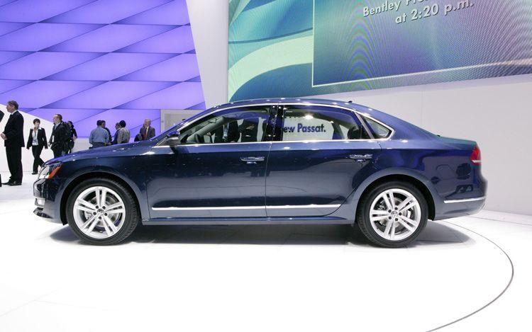 soper automobile: 2012 Volkswagen Passat