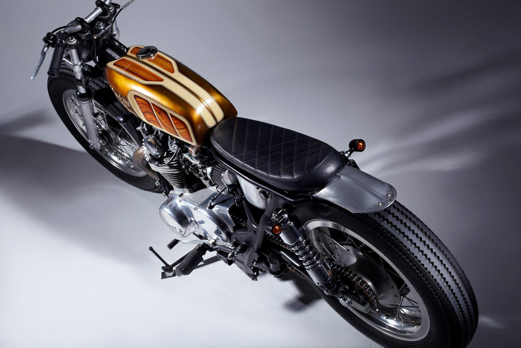 Rising Jack Kustoms Nice Xs 650 Bobber Custom By Mark