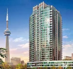 Toronto Downtown Harbourfront Condominiums