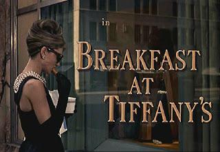 Audrey Hepburn en Tiffanys, Nueva York