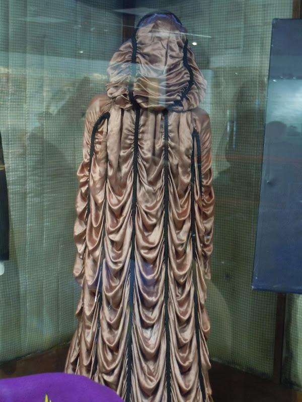 Lily Munsters vampire cloak