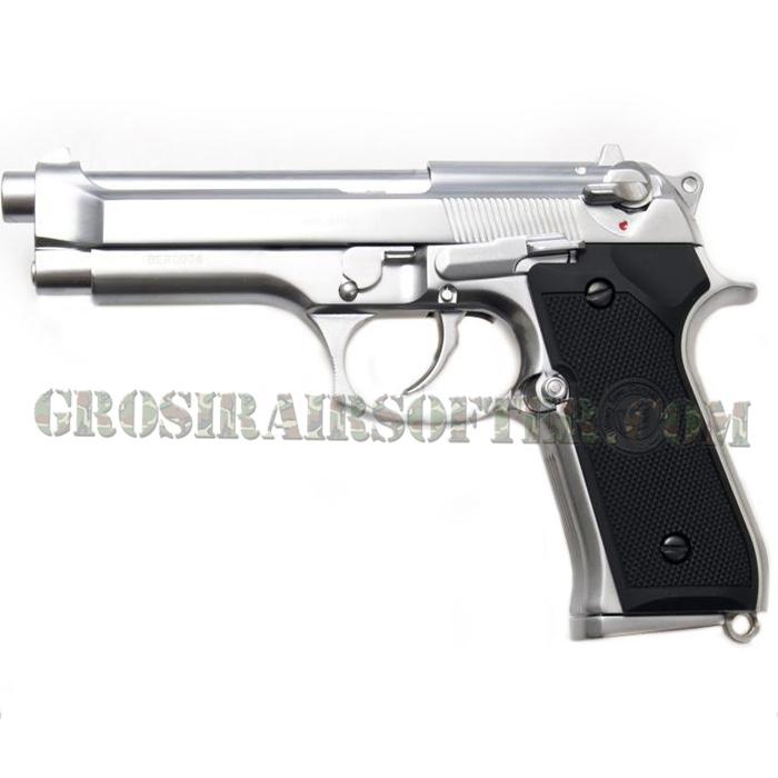 Beretta M92 Chroum