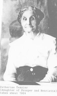 Catherine Tessier Prosper sister