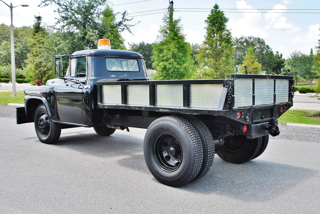 50s Chevy Truck >> All American Classic Cars: 1959 Chevrolet Viking 60 Series Truck