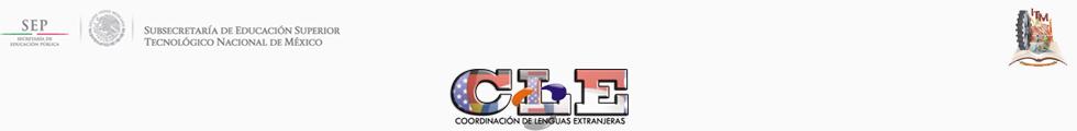 CLE - TECNOLÓGICO DE MORELIA