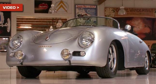 Porsche 356A Speedster Outlaw