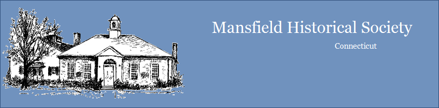 Mansfield Historical Society, CT