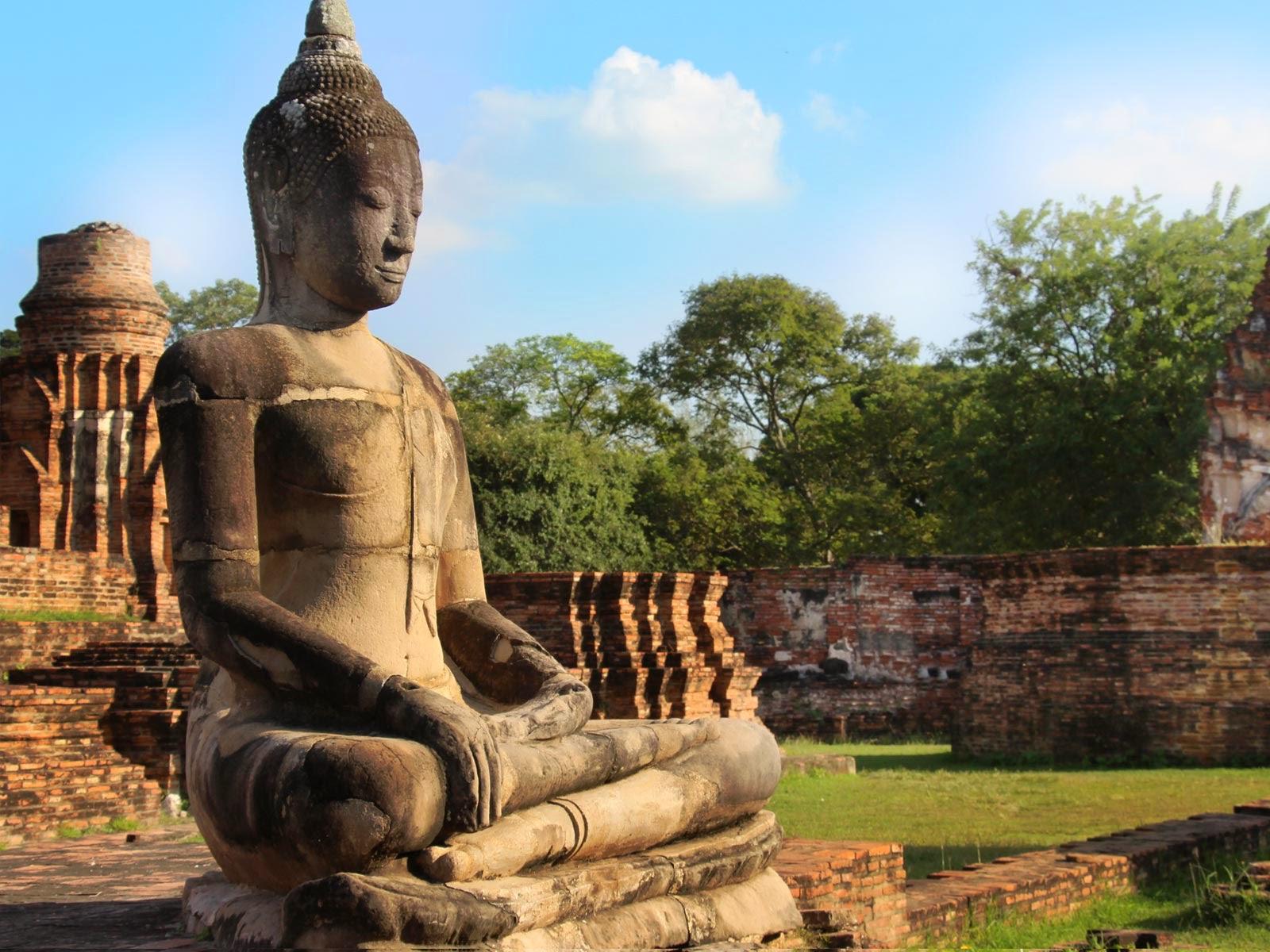 ayutthaya 33 ruines