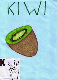 alfabeto libras para imprimir k