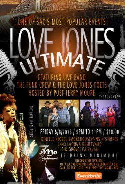 LOVE JONES (THE ULTIMATE) Fri. (5/6)