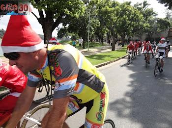 Giro de Natal Solidário, realizado em 23/12/2012