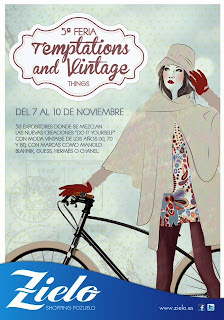 Temptations & Vintage Things, Zielo Shopping Pozuelo
