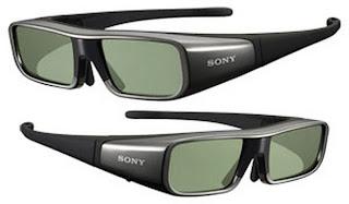 Nuevas gafas 3D