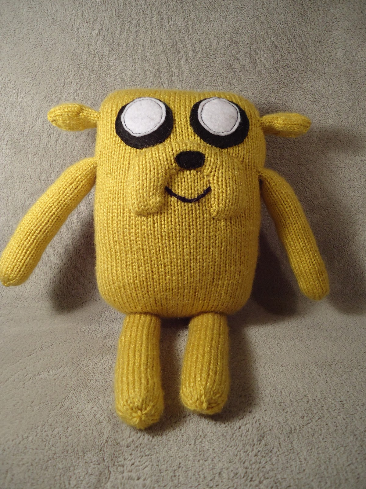Jake the Dog Pattern