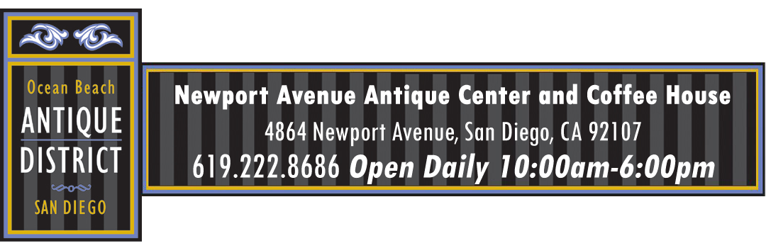 Newport Avenue Antiques Center