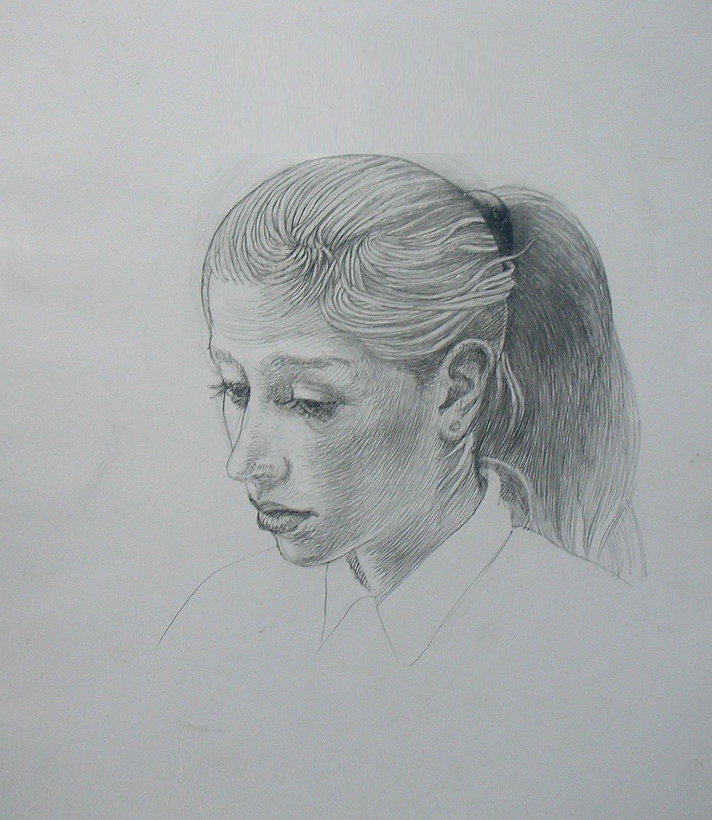 Estudio para un retrato.