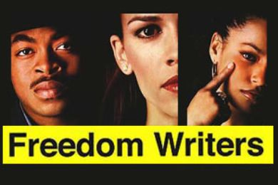 racism freedom writers essay example When i was reading the section of racism in multicultural class, the facilitator's way of handling the subject racism reminds me ''freedom writers the movie, which is based on a book of erin gruwell -a new teacher at woodrow wilson high school in long beach.
