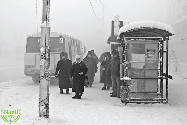 Yakutsk — The Coldest City in The World