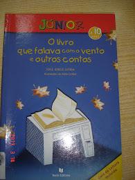 O livro que falava com o vento