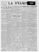 LA STAMPA 31 GENNAIO 1934