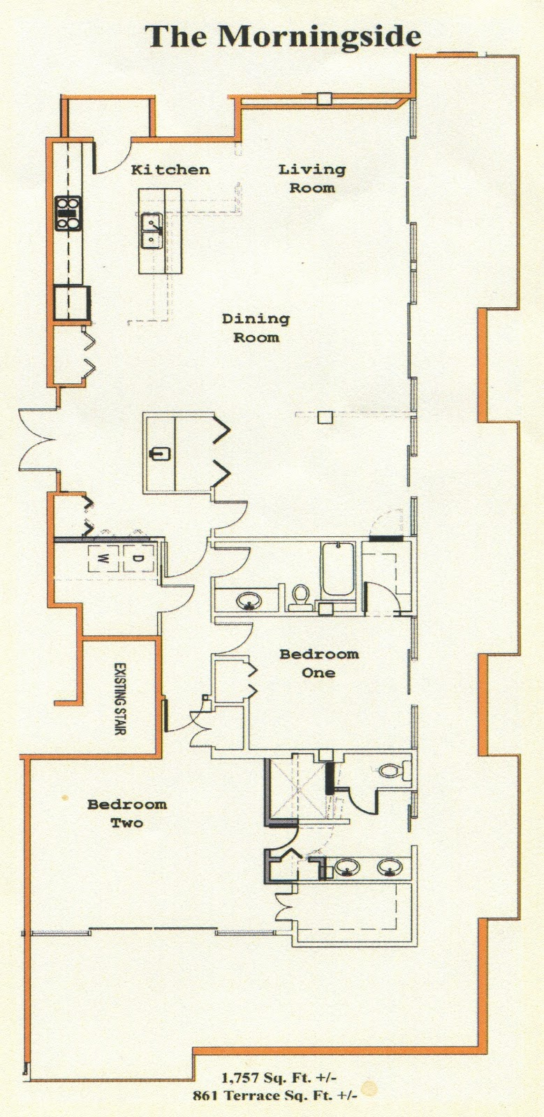Penthouse Apartment Floor Plans