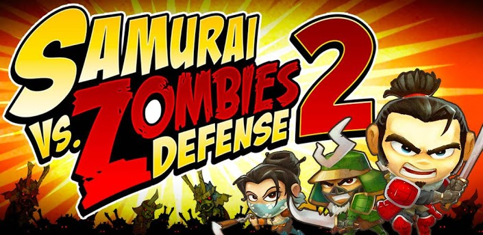 Aqu   Ten  Is La Versi  N Modificada De Samurai Vs  Zombies 2