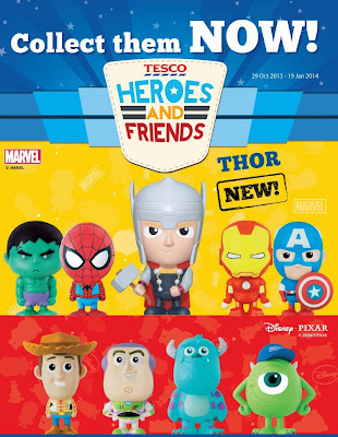 tesco heroes friends
