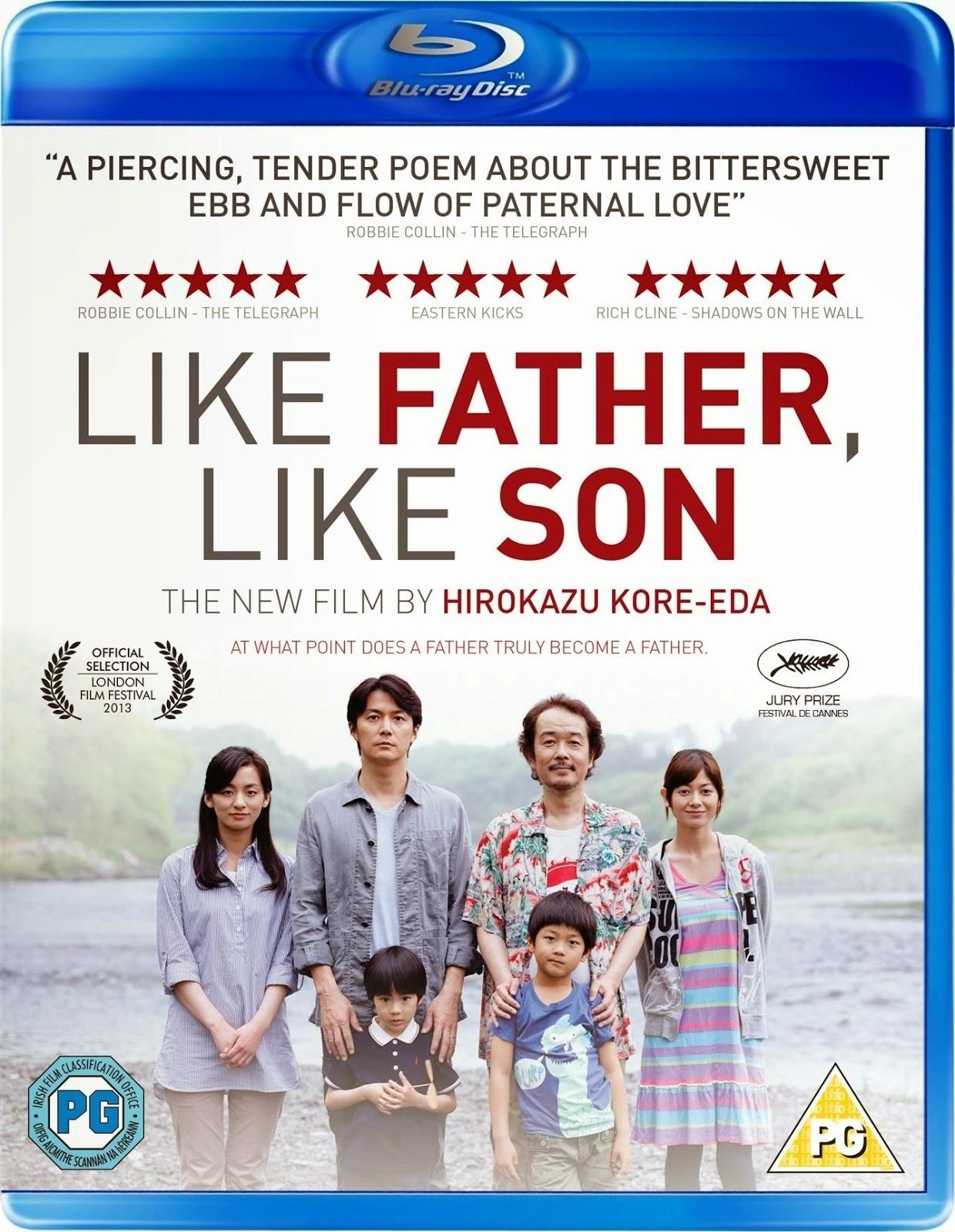 Like Father Like Son 2013 พ่อครับ...รักผมได้ไหม