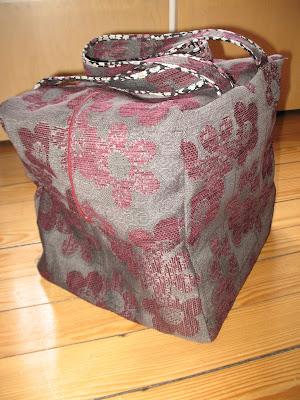 sac à machine à coudre