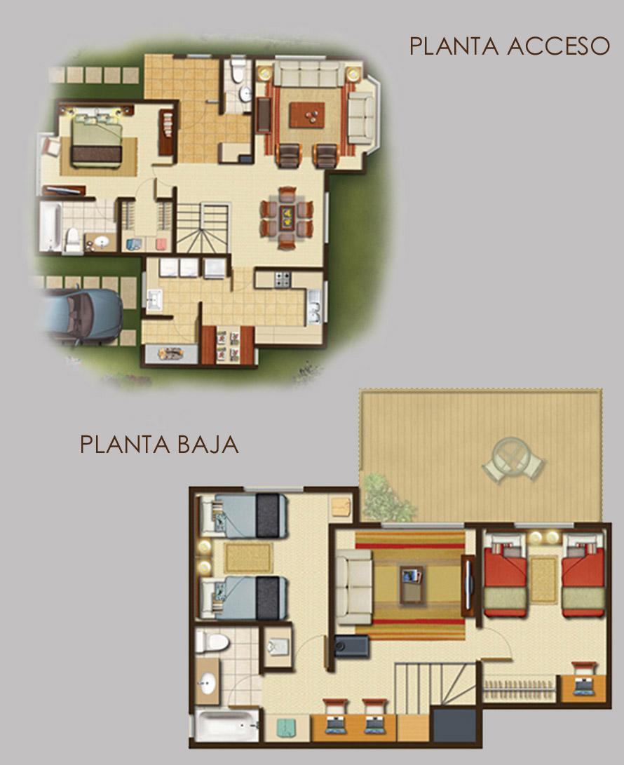 Planos De Diseños De Casas | Planos De Casas Modernas