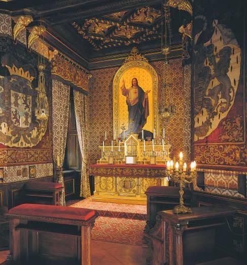 Capilla - Palacio St. Emmeram