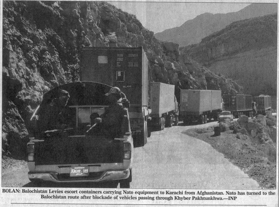 Nato traffic