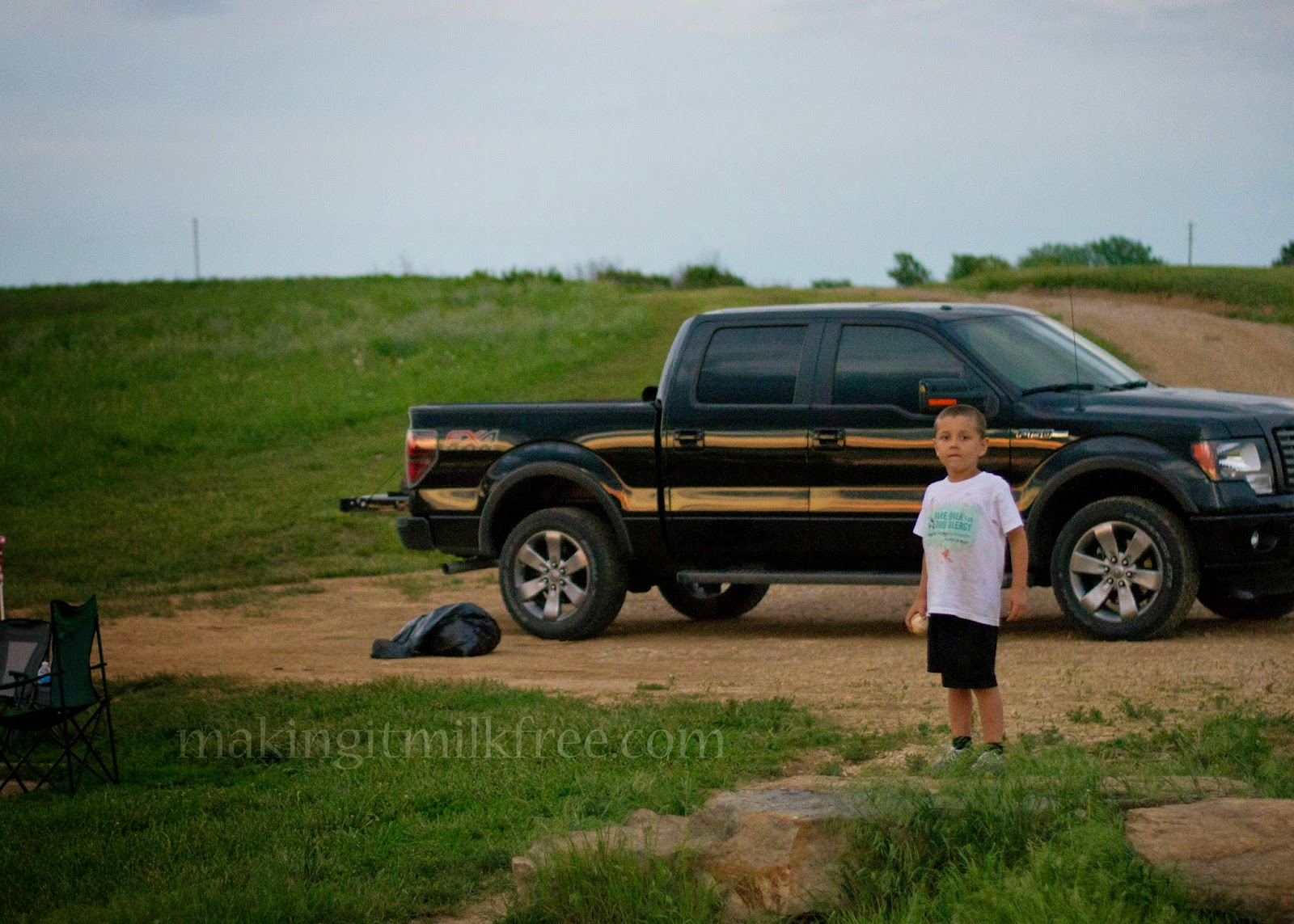 #camping #fishing #sunset #kansas #kids