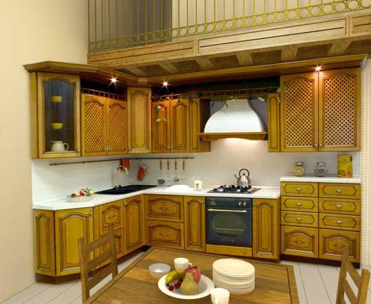 Kerala Model Kitchen Design