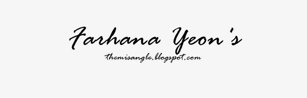 Farhana Yeon's