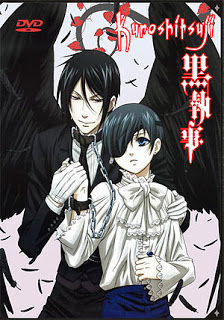 Hắc Quản Gia 1 - Kuroshitsuji Black Butler