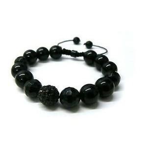 Shamballa Bracelet Onyx2