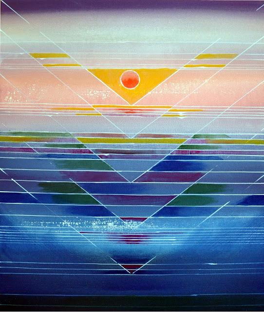 Sunny Upside, painting by Shirish Mitbawkar - part of his portfolio on Indiaart.com
