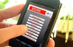APP de CCOO Carrefour