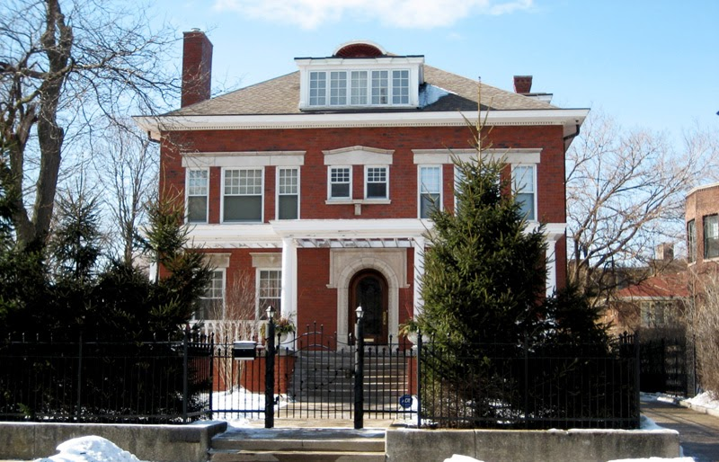 Homes of the rich and famous president obama 39 s chicago home for Homes of the rich