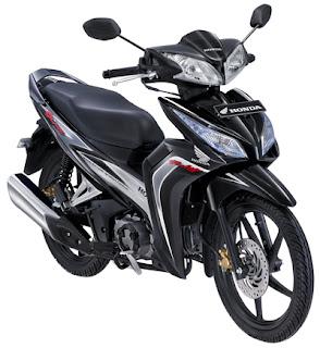 (Lengkap) Daftar Harga Motor Honda Bekas Bulan Desember 2012