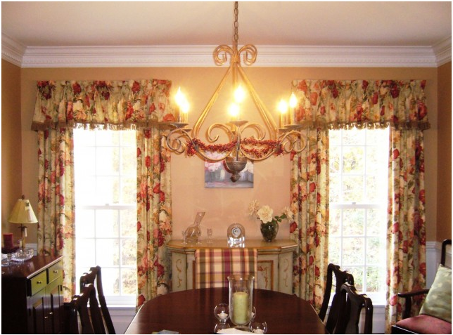 French country dining room design ideas home interior for Country french rooms